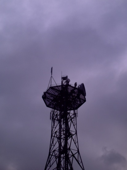 曇り空の写真が・・・