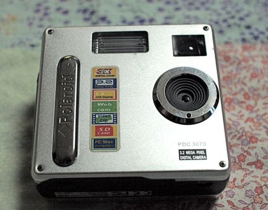 Polaroid PDC 3070:購入