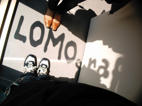 Lomography Gallery Shop Tokyo