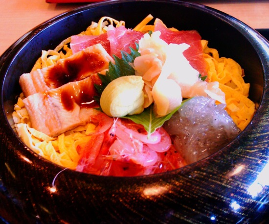 富士川のSAで食べたんです♪+゚