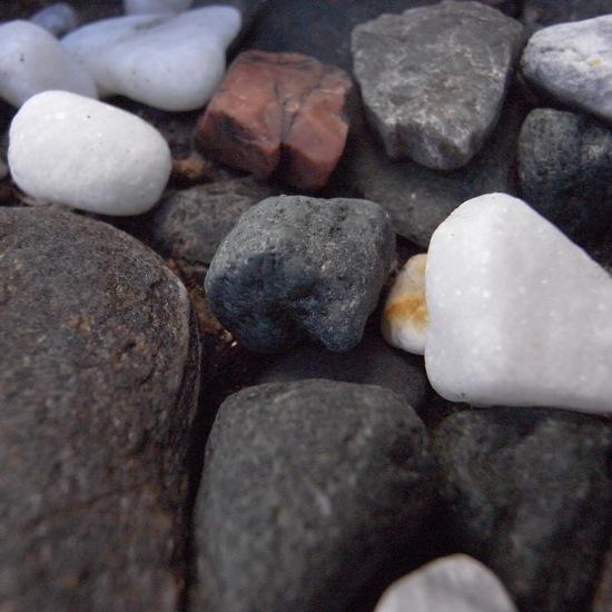 真四角に切り取ると小石もなんだかステキに見える!?