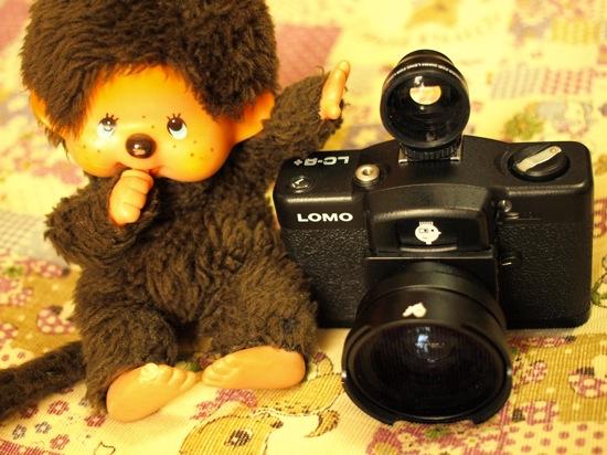 LC-A+:LOMO LC-A+ Wide Angle Lens