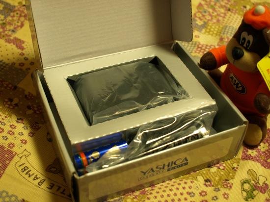 箱を開けると変デジ特有の見慣れた雰囲気がww