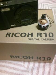 RICOH R10:購入
