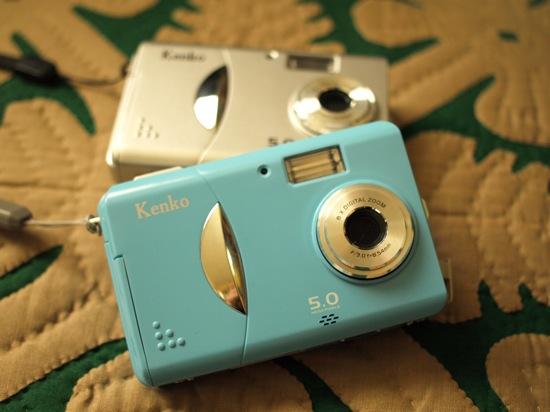 Kenko DSC517を色違いで並べてみました(笑)