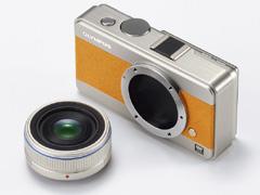 ペンのフィロソフィーを持ったカメラ?