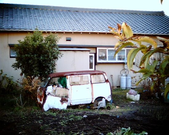 VQ1015 ENTRYで撮った廃車萌えな写真が・・・