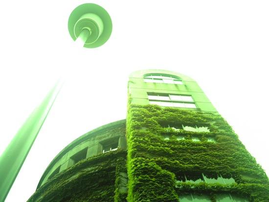 激しい白飛び。そして激しい緑かぶり。素晴らしいw 撮影:VistaQuest VQ-7024
