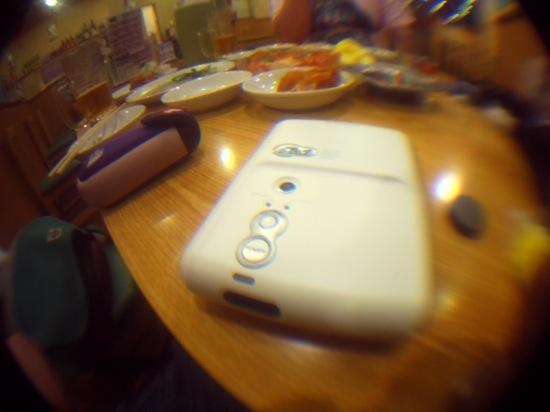 Vivitar ViviCam5050+ギズモン ウルトラフィッシュアイレンズにて撮影