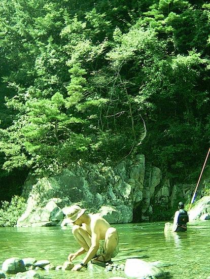 川遊び:GIZMON レインボーフィッシュ