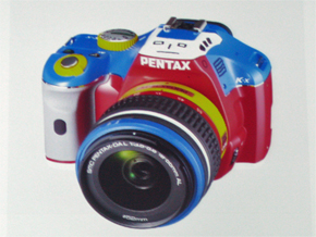 コレジャナイPENTAX K-x