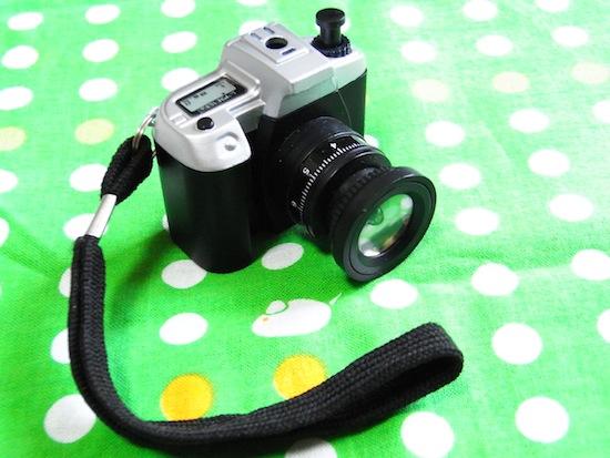 カメラ型ライター