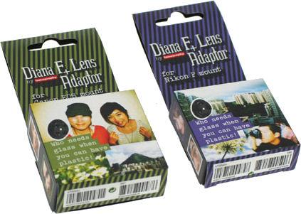 Diana F+ Lens Adaptor
