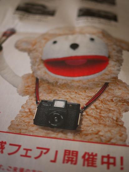 このカメラは・・・ホルガ!?