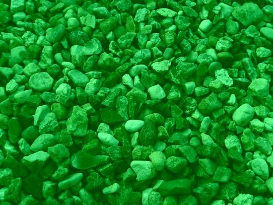 カラー効果:緑
