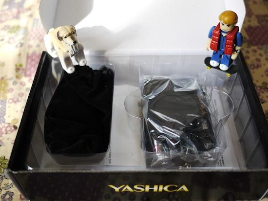 箱を開けるとマーティーとアインシュタインが!(違!