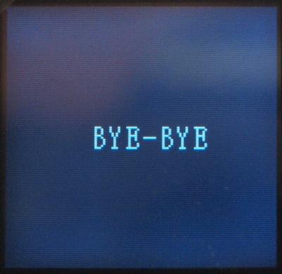 Bye-Bye!ヤシカ EZ F521に続いてまたバイバイかよwww