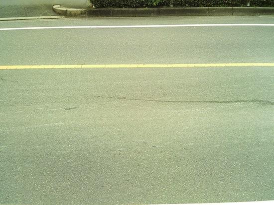 走ってる車の写真を撮りました!