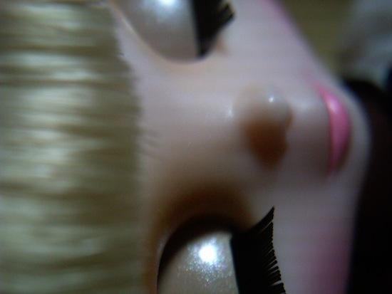 ジルたんの寝顔
