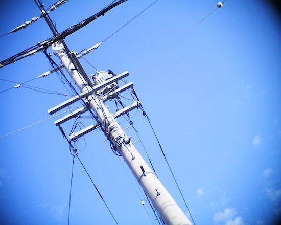VQ1015 R2:電柱