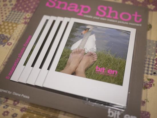 Snap Shot:スナップショット