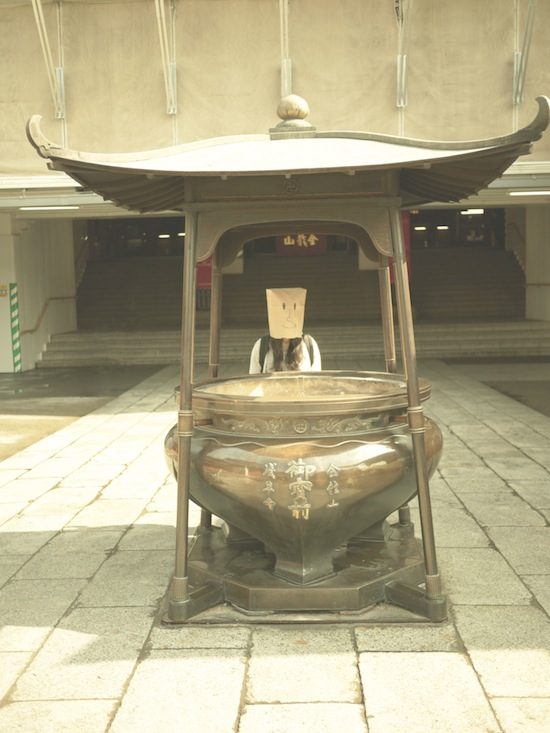 浅草寺 × PaperBagGirl