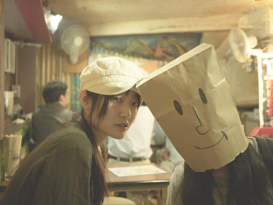 ほそいあや × PaperBagGirl