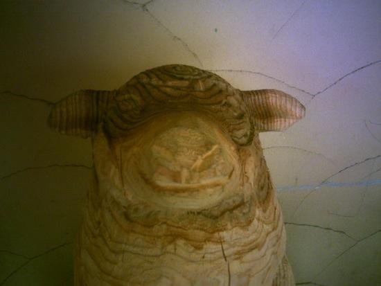羊:デジタルハリネズミ