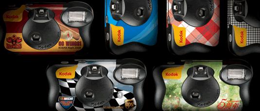 KODAK オリジナルデザインカメラ