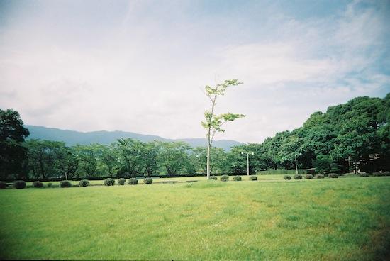 100円の安いフィルム使いましたがもっと青空の日だったらいい写真が撮れそうだなー。