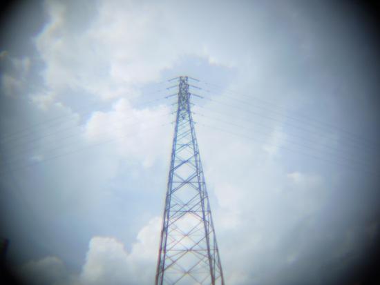 鉄塔:LUMIX DMC-GF1