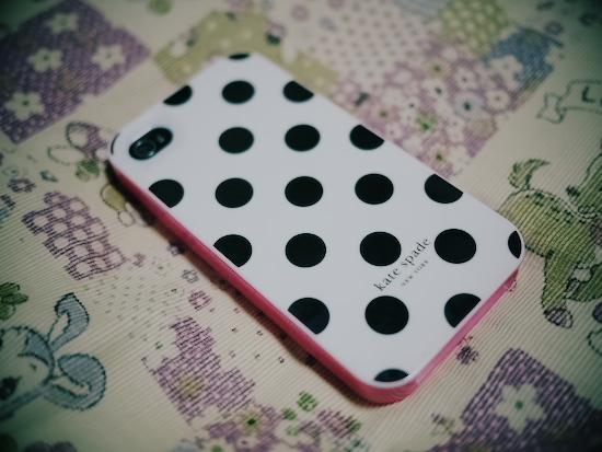 ケイトスペード iPhone4 ケース