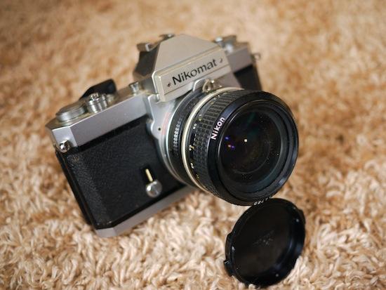 Nikomat:NIKKOR 28mm F3.5