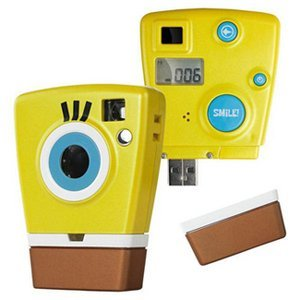 Memorex NDC6005-SB SpongeBob Digital Camera 8MB