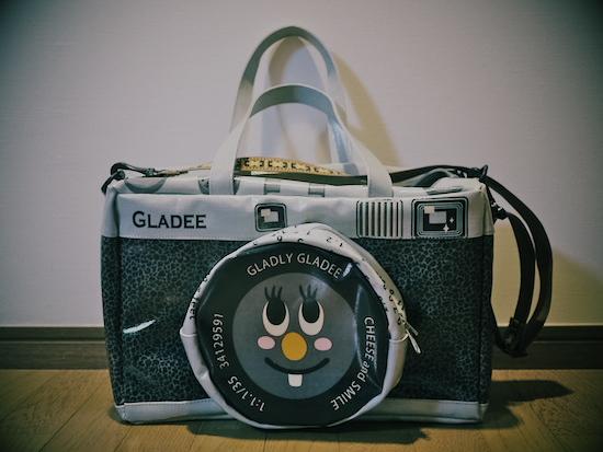 グラディー:おでかけカメラバッグ