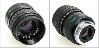 ホルスベンヌ25mmF1.4