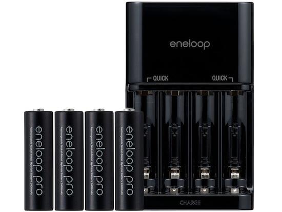 エネループプロ(eneloop pro)