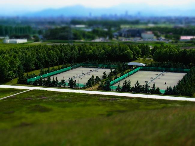 モエレ沼公園:RICOH CX5