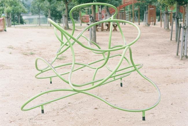 緑のグルグル