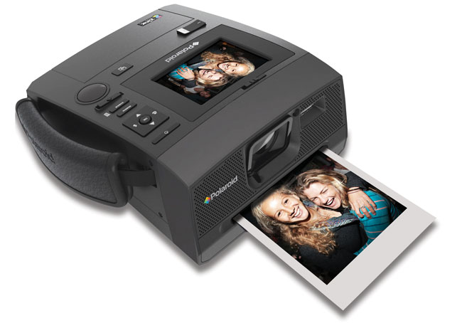 ポラロイド:インスタントデジタルカメラ Z340 Instant Digital Camera