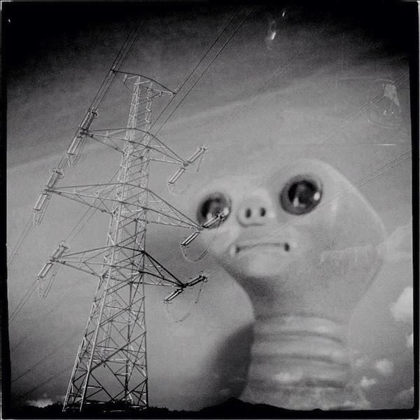 鉄塔とE.T.:iPhone4S