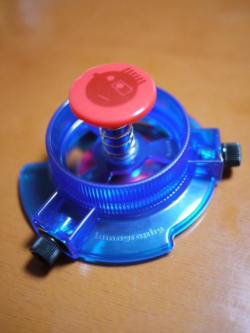 フィッシュアイ サークルカッター(Lomo Fisheye Circle Cutter)