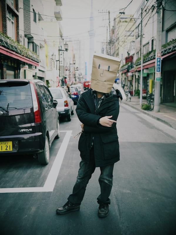 PaperBagPhoto@浅草