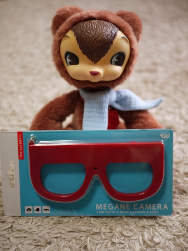 メガネカメラ