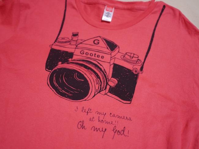 福岡にあるTシャツ屋さん「Goo Tee(グーティー) 」で購入です。