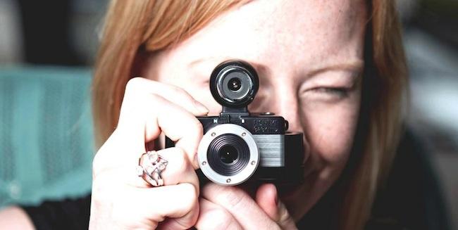 Fisheye Baby 110カメラ