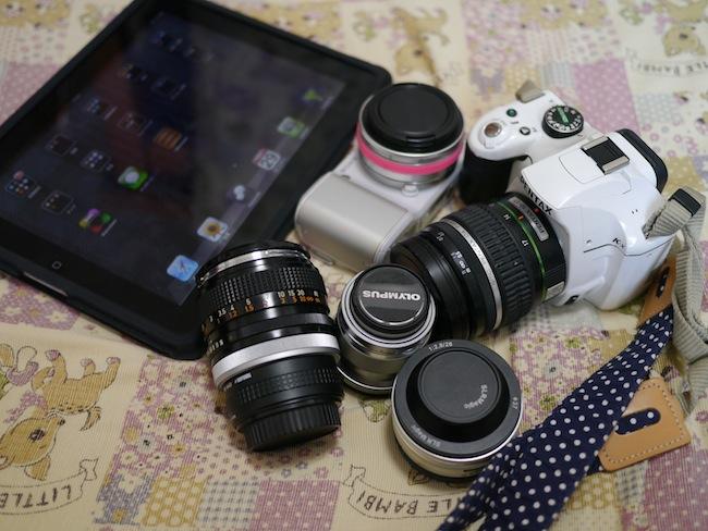 amazonカメラバック