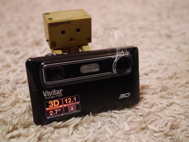 ViviCam T135 マクロ