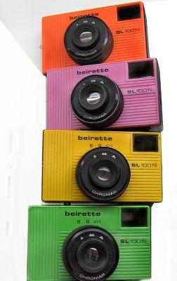 「Beirette SL 100」