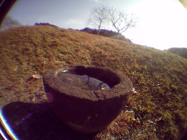 ビスケットカメラ2 魚眼レンズ